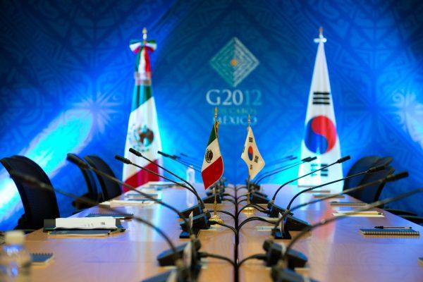 اجلاس G20 Mexico