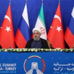 Iran, Russia, Turkey Tripartite Summit